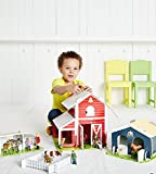 Early Learning Centre 141445 Wooden Farm Play Set