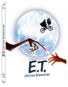 E.T., l'Extra-Terrestre [Combo Blu-ray + DVD - Édition Limitée boîtier SteelBook]