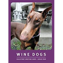 Wine Dogs Boxed Greeting Cards Series Four by Craig McGill & Susan Elliott (2007) Hardcover