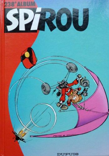 Album Spirou, tome 238