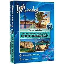 Audiotrainer 1000 Wörter Portugiesisch: 2 Audio/mp3-CDs + Begleitheft