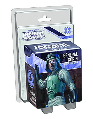 Imperial Assault: General Sorin Villain Pack