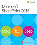 Microsoft SharePoint 2016 Step by Step