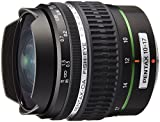 Pentax smc DA 10-17 mm / 3,5~4,5 ED - camera lenses (0.14 m, 180°, 6.8 cm, 7.15 cm, 320 g, 0.23X - 0.39X)