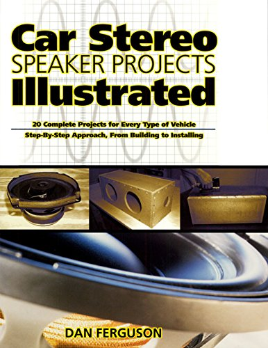 Car Stereo Speaker Projects Illustrated (Tab Electronics Technical Library) (English Edition) Edge-car-audio