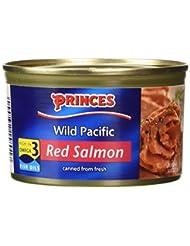 Princes Wild Pacific Red Salmon, 213g