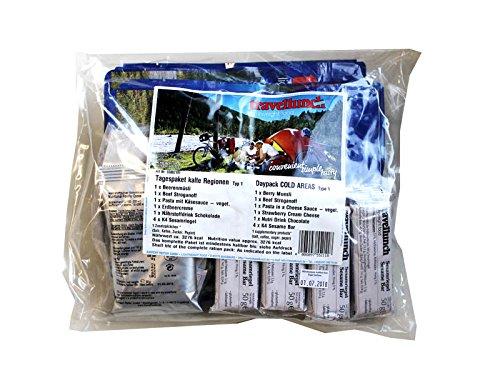 travellunch Tagespaket - kalte Region Typ I Beef Strogranoff