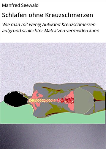 Schlafen ohne Kreuzschmerzen: Wie man mit wenig Aufwand Kreuzschmerzen aufgrund schlechter Matratzen vermeiden kann (Schädliche Umwelteinflüsse)