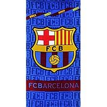 Setino FCB 8021 FC Barcelona - Toalla de Playa (70 x 140 cm)
