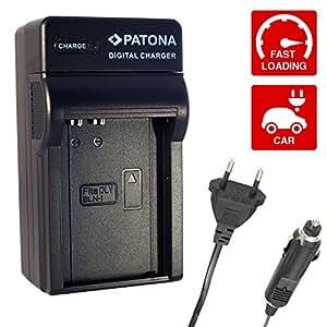 3in1 Chargeur comp. avec PS-BLN1 BLN-1 pour Olympus OM-D E-M1 OM-D E-M5 Pen E-P5 Stylus XZ-2
