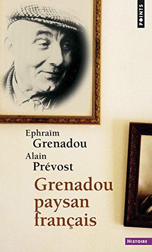 Grenadou, paysan français par Ephraim Grenadou