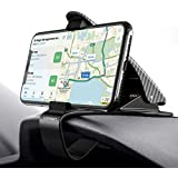 UGREEN Support Voiture Téléphone sur Tableau de Bord Support GPS Voiture 2019 Version Compatible avec iPhone XS Max XR X 8 Plus 7 6 Samsung S10 S9 S8 S7 Note 8 A50 J6 Huawei P20 Lite Redmi Note 7