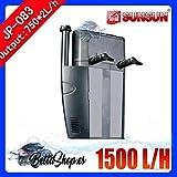 Bomba Filtro Interior 18W 1500L/H doble impulsor Sunsun acuario Tortuga