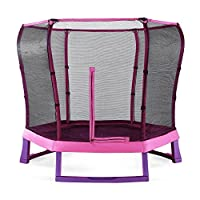 Plum Springsafe Junior Trampoline and Enclosure 7ft