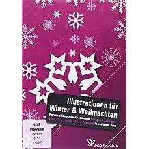 Illustrationen für Winter & Weihnachten (Win+Mac)