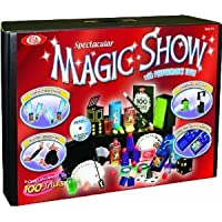 Poof Slinky Spectacular Magic Show With Performance Table - To Perform Mind-Blowing Card Tricks Jouets, Jeux, Enfant, Peu, Nourrisson