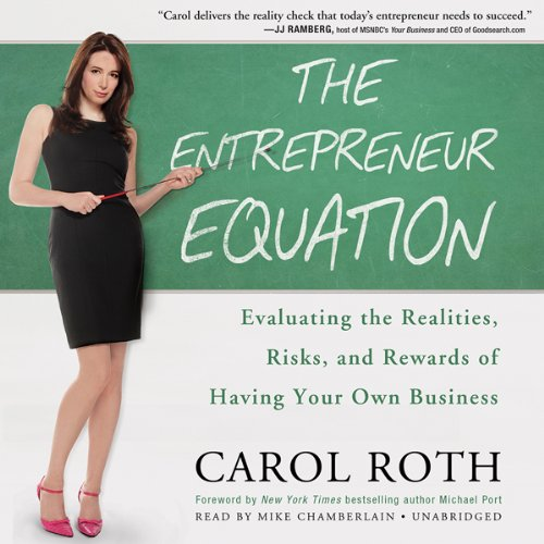 The Entrepreneur Equation  Audiolibri