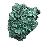Malachit Rohstück Kristall Rohstufe Größe ca. 25 - 40 mm.(3714)