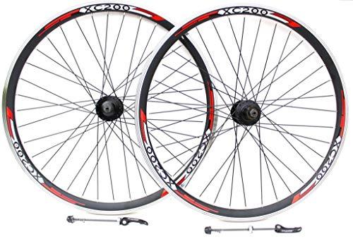 66cm Rad Mountain Bike Bremse, und Vbrake Bremse Räder, 7,8,9,10Speed Kassette Typ, Redneck XC1Headset doppelwandig V Abschnitt Felgen 26