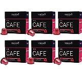 Viaggio Espresso Caffe Compatibili con Macchina Nespresso Verona - 1 Pacco da 60 Capsule - 750 gr