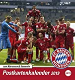 FC Bayern M�nchen Sammelkartenkalender - Kalender 2019 Bild