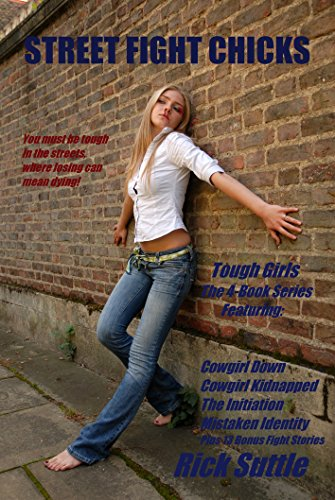 free kindle book Street Fight Chicks