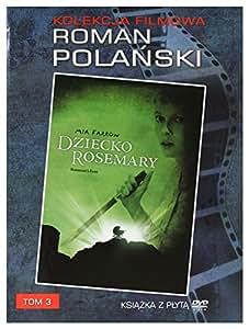 Rosemaries Baby (booklet) [DVD]+[KSIĄŻKA] [Region 2] (Deutsche Sprache. Deutsche Untertitel)
