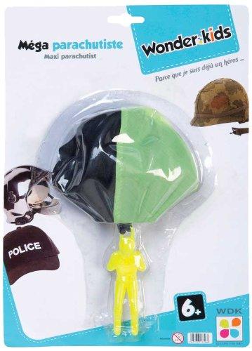 WDK PARTNER - A1300069 - Figurines - Méga parachutiste - Modèle aléatoire