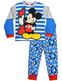 Disney Mickey Mouse - Ensemble De Pyjamas - Mickey Mouse - Garçon