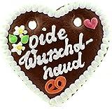 Bavariashop Lebkuchen-Herz