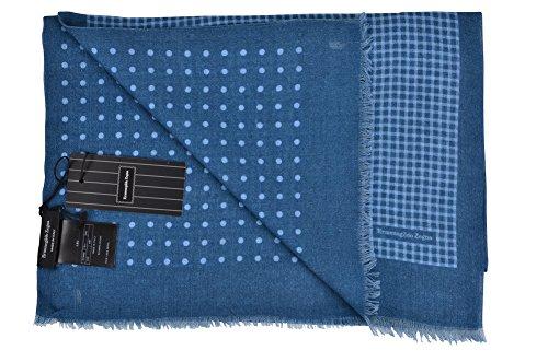 ermenegildo-zegna-bufanda-azul-lana-174-cm-x-60-cm