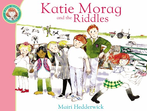 Katie Morag And The Riddles (Schule Kilts)