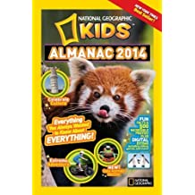 National Geographic Kids Almanac 2014 by National Geographic Kids (2013) Paperback