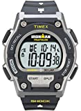 Timex Ironman Men's T5K195 Quartz 30 Lap Watch with LCD Dial Digital Display and Black Resin Strap