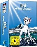 Leo - Der kleine Löwenkönig - Gesamtausgabe/Box [10 DVDs]