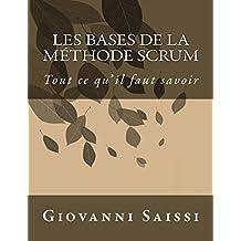 Les bases de la méthode Scrum (French Edition)