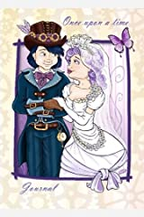 Once Upon a Time - Journal: Wedding - 6.5x9 inches - Notebook with lined pages Tageskalender
