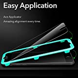 [2 pack] iPhone 8 / 7 / 6s 6 Screen Protector, ESR Tempered Glass Screen Protector with [Bubble Free Installation Applicator],[Lifetime Warranty], Anti-Fingerprint for iPhone 8 / 7 / 6 6s 4.7""