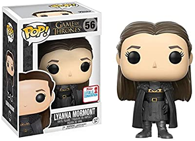 Game of Thrones Pop! Vinyl - Lyanna Mormont (NYCC 2017 Exclusive) #56