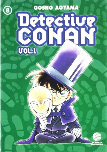 Detective Conan I Nº 08/13