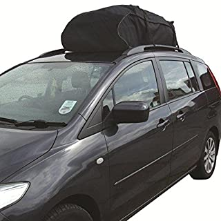 TekBox Car Roof Bag Cargo Top Box 458 Litre X-Large Water Resistance Van Storage Soft