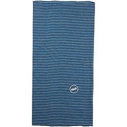 HAD Solid Stripes Kids Laurin–Pañuelo multifunción, Todo el año, Unisex, Color Gris, tamaño Talla única