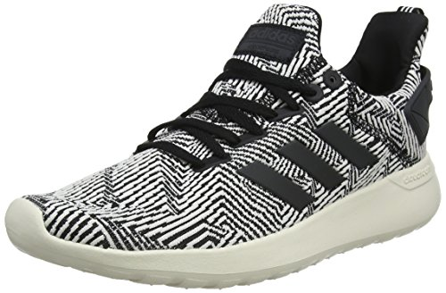 adidas CF Lite Racer BYD, Chaussures de Gymnastique Homme Noir (Core Black/carbon S18/chalk White Core Black/carbon S18/chalk White)
