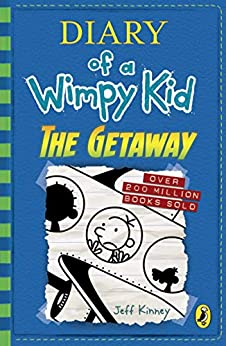 Diary of a Wimpy Kid: The Getaway (Book 12) by [Kinney, Jeff]