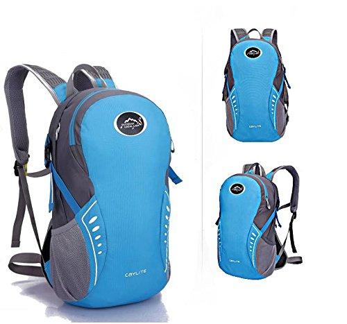 Elegante zaino outdoor portable bike Backpack zaino , army green Blue