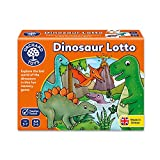 Orchard Toys 036 Dinosaurier Lotto Spiel