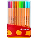 Stabilo 8820-03 Fineliner Point 88 (Pack Of 20)