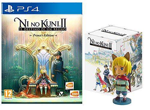 Ni No Kuni II: Il Destino di un Regno con Chibi Figurine - Prince's Limited Edition - PlayStation 4