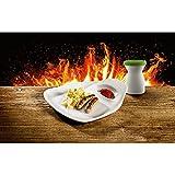 V&B Ultimate BBQ SteaktellerM 24x22cm (1041702572) NEU