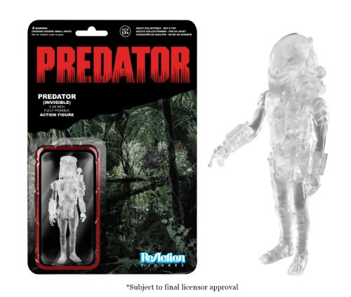 Funko - Figurine - Predator - ReAction Figure Collection - Stealth Predator - 10 cm - 0849803040956 1